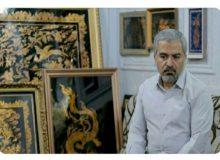 مرحوم «ملکزاده» استاد بیمثال هنر مشبک و معرق فلز ایران بود