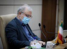 نمکی: حضور نیروی انتظامی در مراکز واکسیناسیون برای حفظ نظم ضروری است